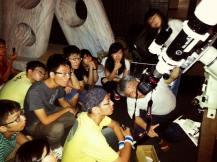 望遠鏡教學